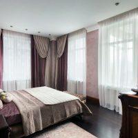 шторы для спальни фото 23