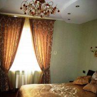 шторы для спальни фото 26