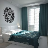 шторы для спальни фото 29
