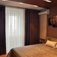 шторы для спальни фото 30
