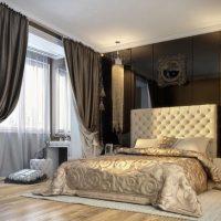 шторы для спальни фото 37