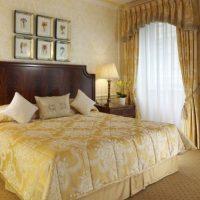 шторы для спальни фото 45