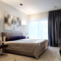 шторы для спальни фото 46