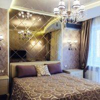 шторы для спальни фото 49
