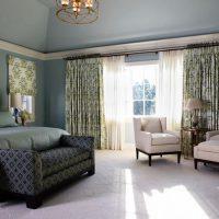 шторы для спальни фото 50