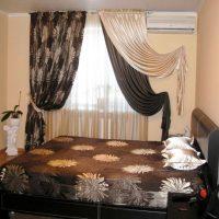 шторы для спальни фото 52