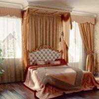шторы для спальни фото 8