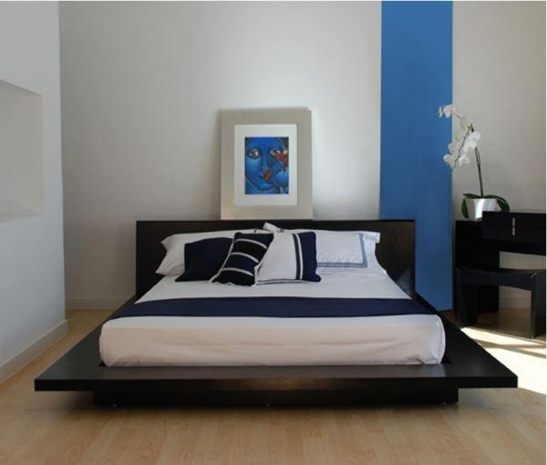 дизайн спальни маленького размера фото