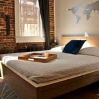 дизайн спальни в стиле модерн фото 10