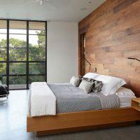 дизайн спальни в стиле модерн фото 11