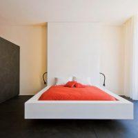 дизайн спальни в стиле модерн фото 16