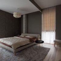 дизайн спальни в стиле модерн фото 18