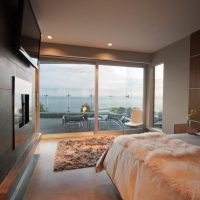 дизайн спальни в стиле модерн фото 30