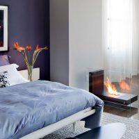 дизайн спальни в стиле модерн фото 33