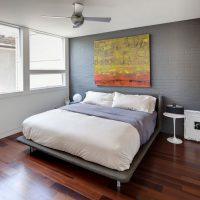 дизайн спальни в стиле модерн фото 34