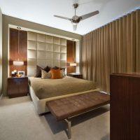 дизайн спальни в стиле модерн фото 47