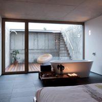 дизайн спальни в стиле модерн фото 5