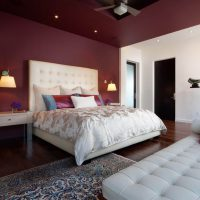 дизайн спальни в стиле модерн фото 51
