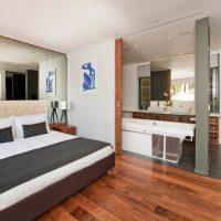 дизайн спальни в стиле модерн фото 56