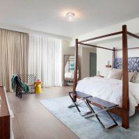 дизайн спальни в стиле модерн фото 58