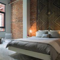 дизайн спальни в стиле модерн фото 59