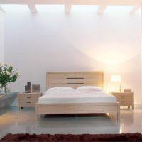 дизайн спальни в стиле модерн фото 61