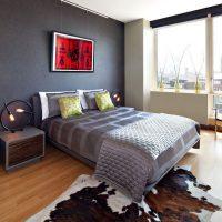 дизайн спальни в стиле модерн фото 7