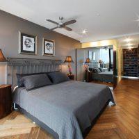 дизайн спальни в стиле модерн фото 8