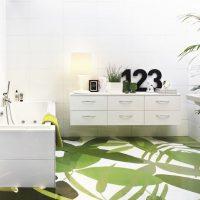 ванные в эко стиле фото 101
