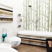 ванные в эко стиле фото 92