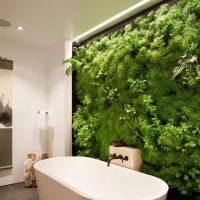 ванные в эко стиле фото 95