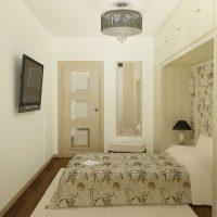 идеи для маленькой спальни фото 15