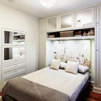 идеи для маленькой спальни фото 18