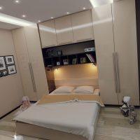 идеи для маленькой спальни фото 22