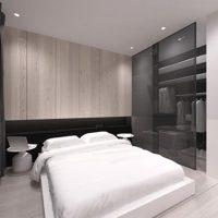 идеи для маленькой спальни фото 25