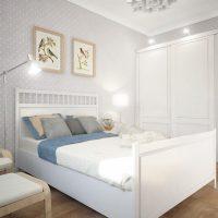 идеи для маленькой спальни фото 33