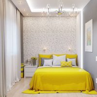 идеи для маленькой спальни фото 41