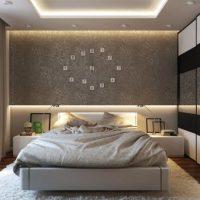 идеи для маленькой спальни фото 52