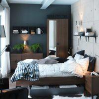 идеи для маленькой спальни фото 8