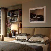 идеи для маленькой спальни фото 9