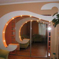 межкомнатные арки в интерьере фото 24