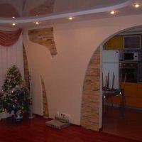 межкомнатные арки в интерьере фото 27