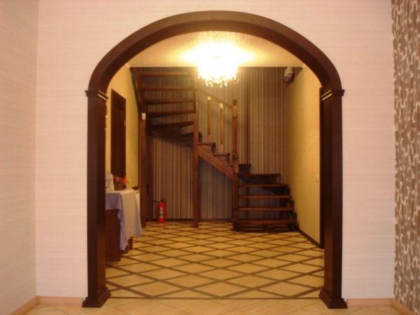 Межкомнатные арки современный дизайн смотреть фото