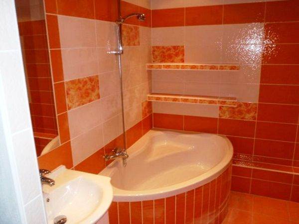 полки для ванной фото 12