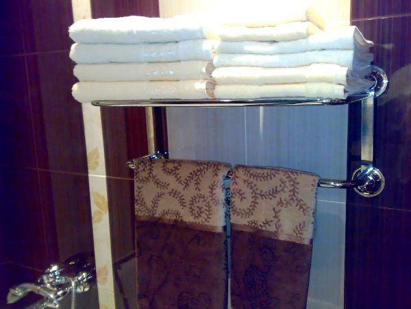 полки для ванной фото 15