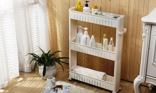полки для ванной фото 5