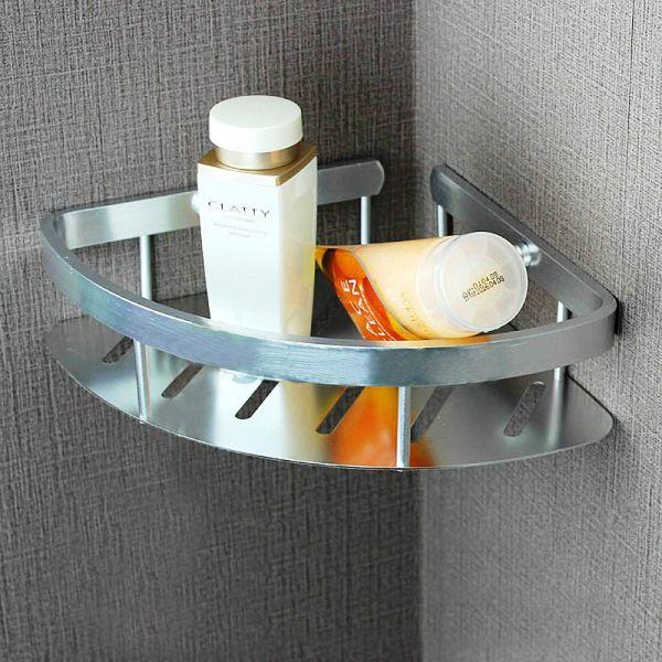 полки для ванной фото 9