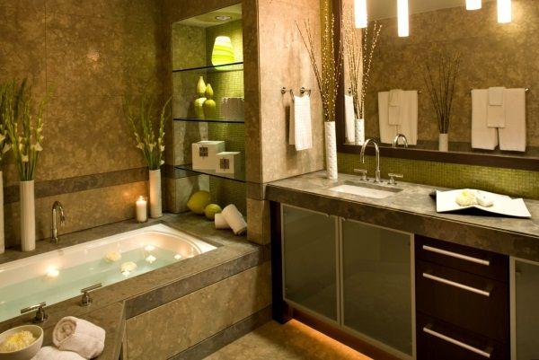 полки для ванной фото