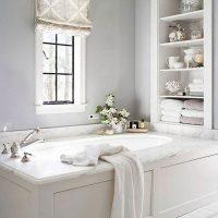 полка в ванную фото 53
