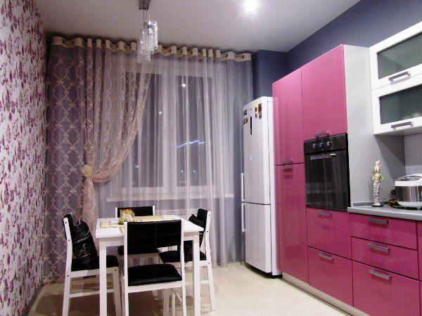 Прямая кухня фото 2